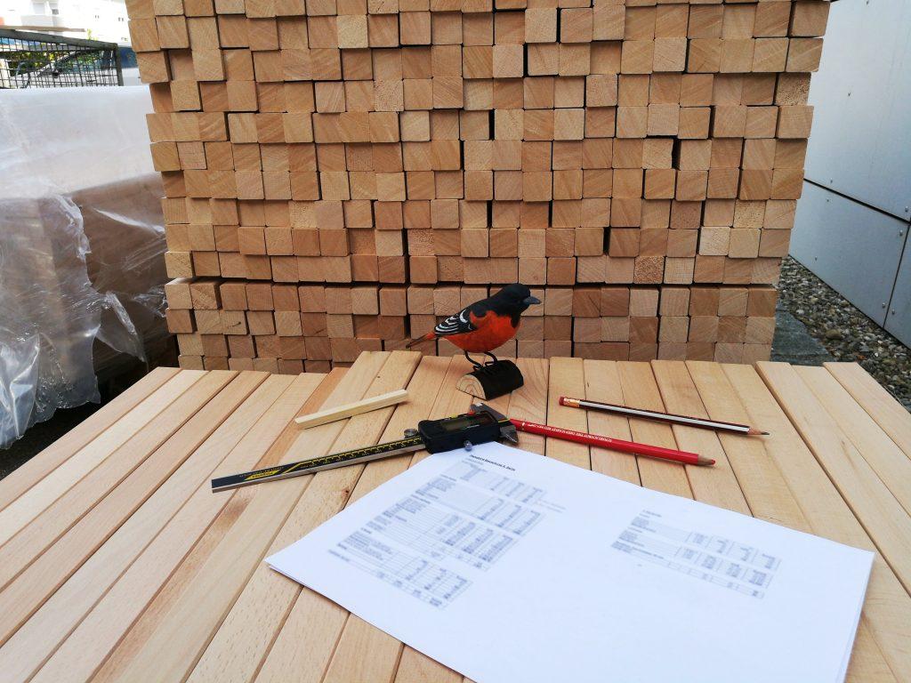 Werkzeuge zur Qualitätskontrolle
