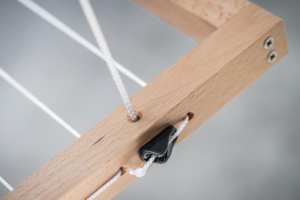 Wäscheständer Holz hangbird der wäscheständer fürs leben